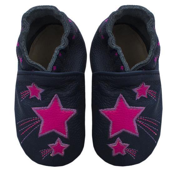 Chaussures en cuir RCC 113 56-32-33 Shooting Stars Navy