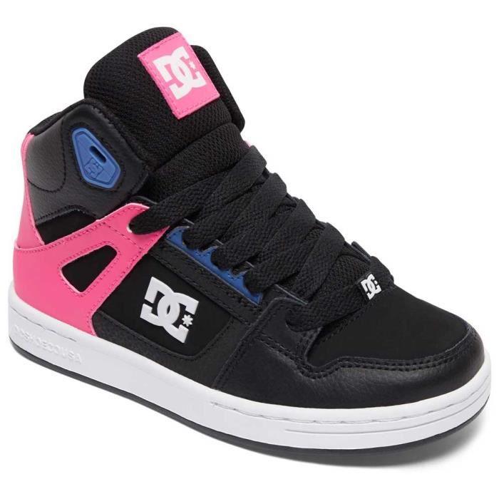 Chaussures enfant Chaussures de tennis Dc Shoes Rebound Se Girl