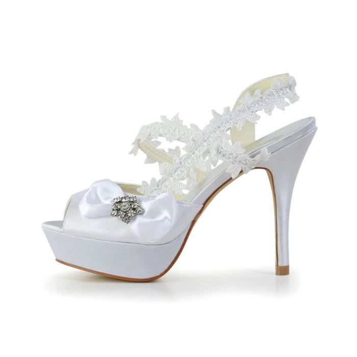 Jia Jia Wedding 20116 chaussures de mariée mariage Escarpins pour femme