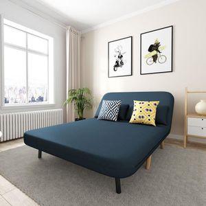 canape bz 2 places achat vente pas cher. Black Bedroom Furniture Sets. Home Design Ideas