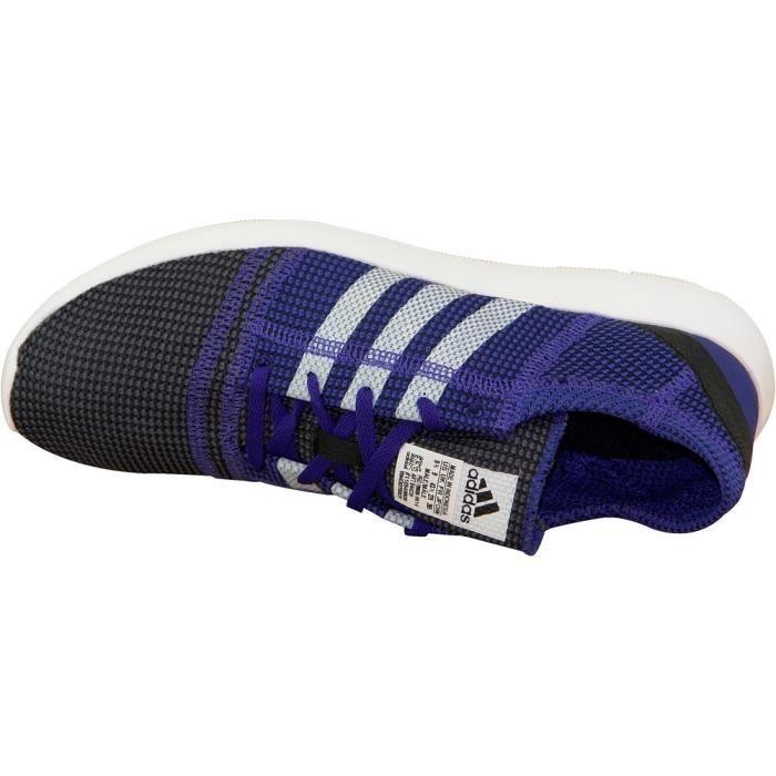 Adidas Element RefineB44239 Homme Baskets Noir