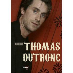LIVRE MUSIQUE Thomas Dutronc