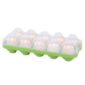 BOITE DE RANGEMENT Porte-œufs Boîte de rangement Pique-nique Cuisine