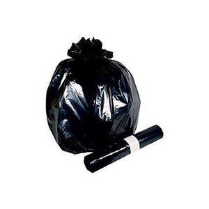 SAC POUBELLE Sac Poubelle Noir Haute Résistance  160 Litres  pa
