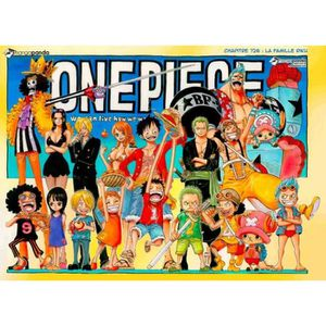 AFFICHE - POSTER Poster Affiche Manga One Piece 2 61 x 84