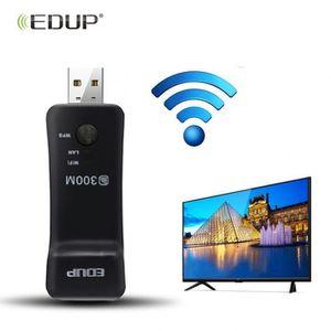CARTE RÉSEAU  300 Mbps Smart Tv Wifi Adaptateur Usb Universel Sa
