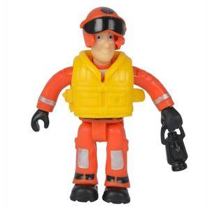 VOITURE - CAMION Sam Le Pompier - Fireman Sam - Sélection Chiffre a
