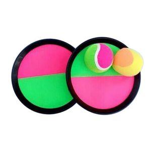 BALLE - BOULE - BALLON [Round] Ensemble de jeu de balles et de catch Cat