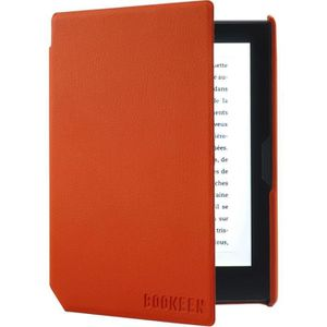 HOUSSE LISEUSE e-book BOOKEEN Cover Cybook Muse orange