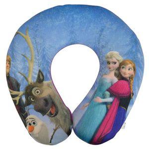 CALE TÊTE SIÈGE DISNEY La reine des neiges Support de cou en peluc