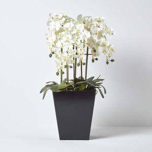 orchidee artificielle en pot achat vente pas cher. Black Bedroom Furniture Sets. Home Design Ideas