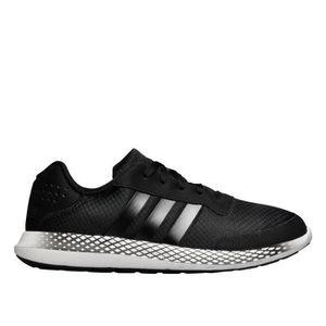 Adidas X 17 Slides BB0523 Homme Baskets Blanc Blanc Blanc - Achat / Vente basket  - Soldes* dès le 27 juin ! Cdiscount