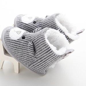 BOTTE Nouveau Hiver Chaussures de bébé Mignon Loisirs Ga