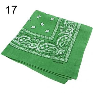 5f3ead72605 ECHARPE - FOULARD Cool coton dame hommes carré bandana foulard wrap
