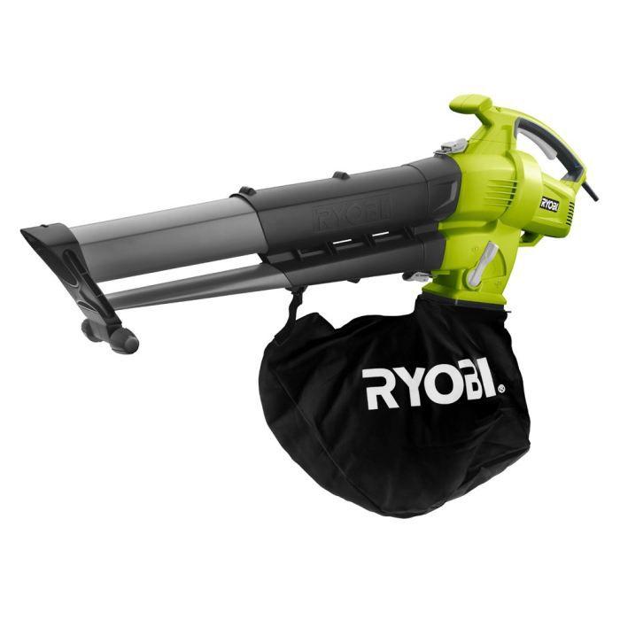 ASPIRATEUR - SOUFFLEUR RYOBI Aspirateur souffleur 2800 W 320 km/h
