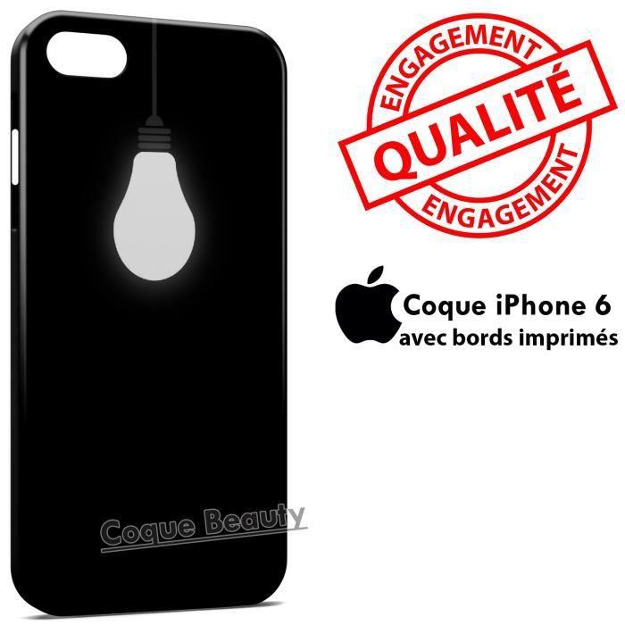 coque iphone 6 lampe