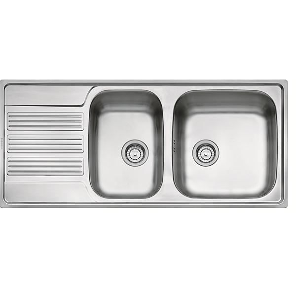 Eviers double cuves franke 529223 achat vente robinetterie de cuisine eviers double cuves - Robinetterie franke cuisine ...