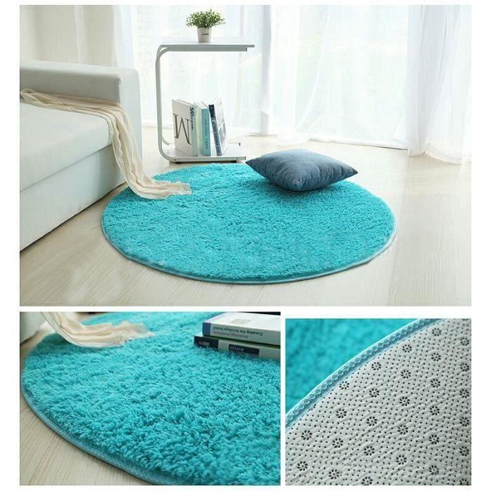 TAPIS PROTECTION SOL Tapis de yoga recouvert de soie ronde tapis de cha