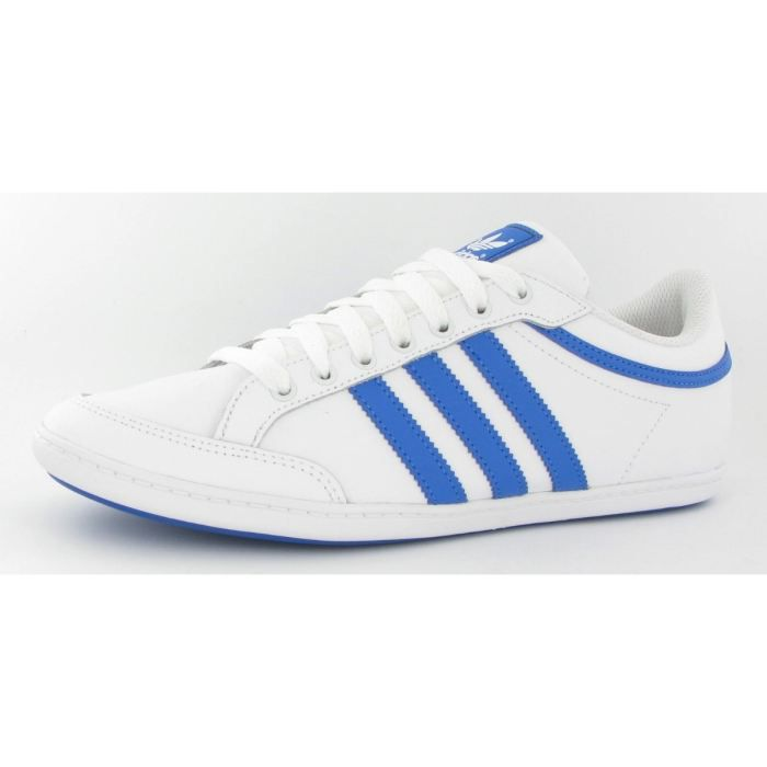 Achat Chaussures Plimcana Soldes Vente Adidas Basket Blanc Low 0wOknP