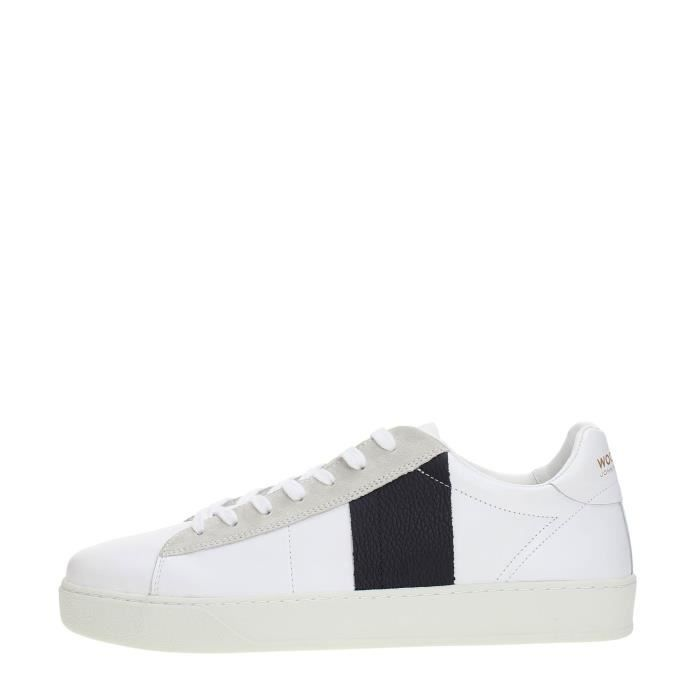 WOOLRICH Sneakers Homme WHITE, 45
