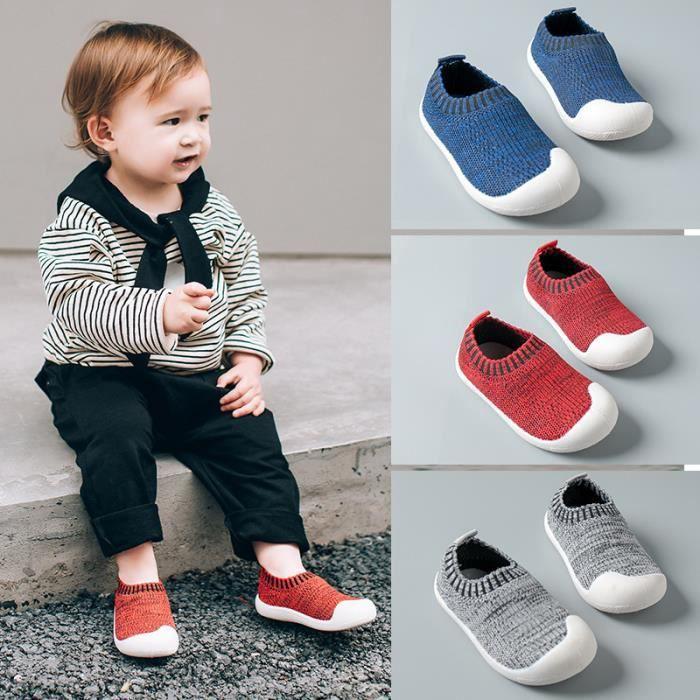 San Francisco 9d983 c458f 1-3 ans Automne nouveau bambin chaussures enfant en bas âge