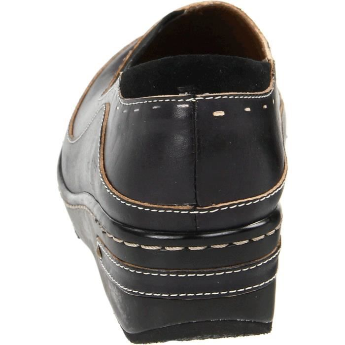 Burbank chaussures Y0V3D Taille-37 OiCbX