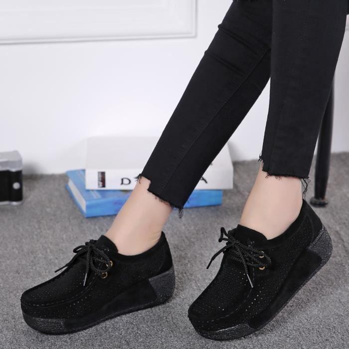 Mocassins Maille Slip Respirant Course Occasionnels Beguinstore Souples De Femme on Gym Chaussures 56wqnEA