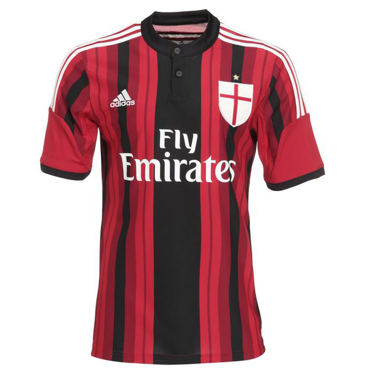 finest selection 49fb6 d3b34 ADIDAS Maillot Domicile AC Milan Homme