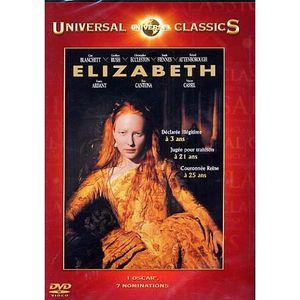 DVD FILM ELIZABETH