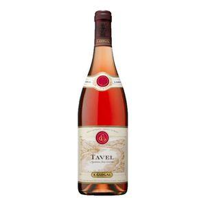 VIN ROSÉ 6x  Tavel E.Guigal vin rosé 2016 75cl