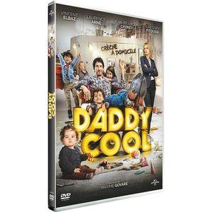 DVD FILM daddy cool 2017 dvd