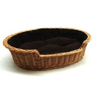 corbeille osier pour chien achat vente pas cher. Black Bedroom Furniture Sets. Home Design Ideas