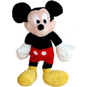 PELUCHE Disney Mickey Mouse - Peluche Mickey Mouse 20cm