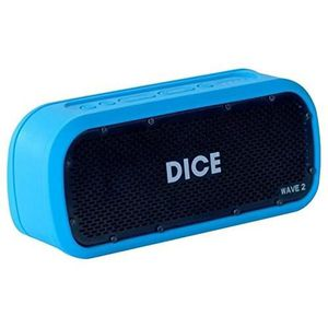 ENCEINTE NOMADE DICE SOUND Enceinte Bluetooth étanche IPX7 Wave 2