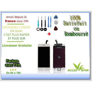 ECRAN DE TÉLÉPHONE Ecran LCD & Vitre Tactile Pour iPhone 6 A1549  A15