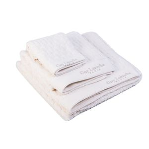 SERVIETTES DE BAIN GUY LAROCHE Lot de 1 drap de bain + 1 serviette de