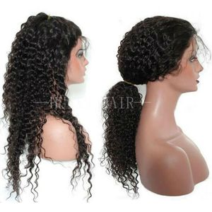 Front lace wig perruque naturel - Achat /