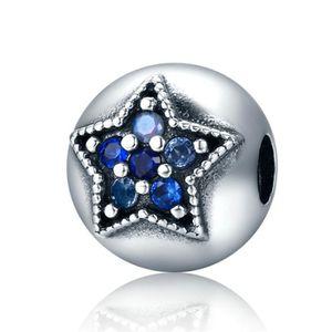 Charm's Charmes Clip Étoile - Argent 925 Diamants
