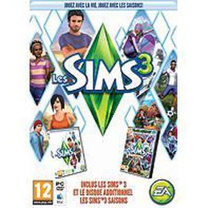 JEU PC À TÉLÉCHARGER Pack Les Sims 3 + Saisons