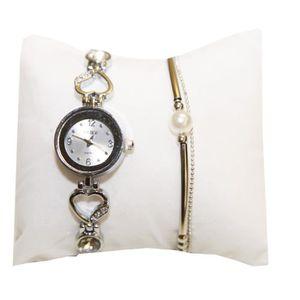 PACK MONTRE Coffret cadeaux femme montre strass et bracelet fa