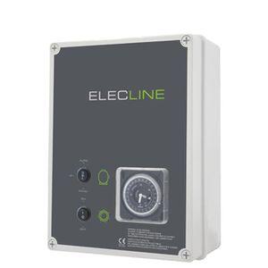 coffret lectrique coffret electrique pour filtration 1 projecteur - Coffret Electrique Piscine Pas Cher