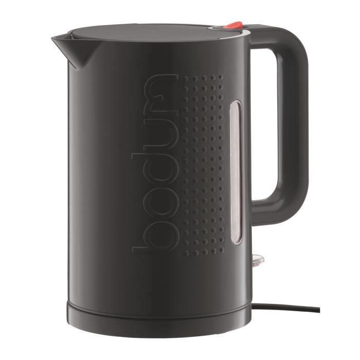 BODUM BISTRO 11138 Bouilloire électrique – Noir