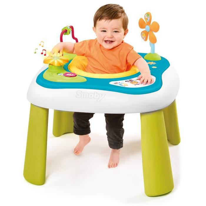 SMOBY Cotoons Youpi Baby Multiactivités