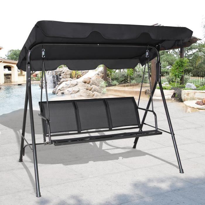 chaise longue balancelle jardin balan oire banc jardin