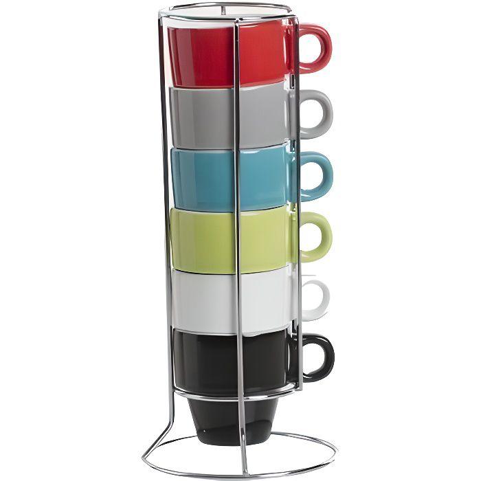 tasse caf achat vente tasse caf pas cher cdiscount. Black Bedroom Furniture Sets. Home Design Ideas