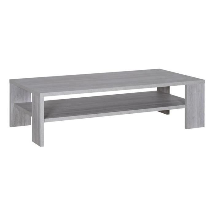 table basse gris clair - papeete - achat / vente table basse table