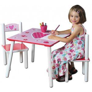 table chaise b b achat vente table chaise b b pas cher soldes d s le 10 janvier. Black Bedroom Furniture Sets. Home Design Ideas