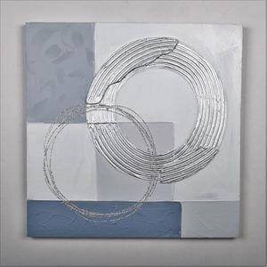 TABLEAU - TOILE Tableau déco Modern  25 -  Toile peinte à la main