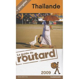 GUIDES MONDE Thaïlande