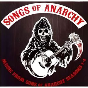 CD POP ROCK - INDÉ Songs of Anarchy: Music from Sons of Anarchy Seaso